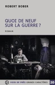 Couverture de l'ouvrage Quoi de neuf sur la guerre