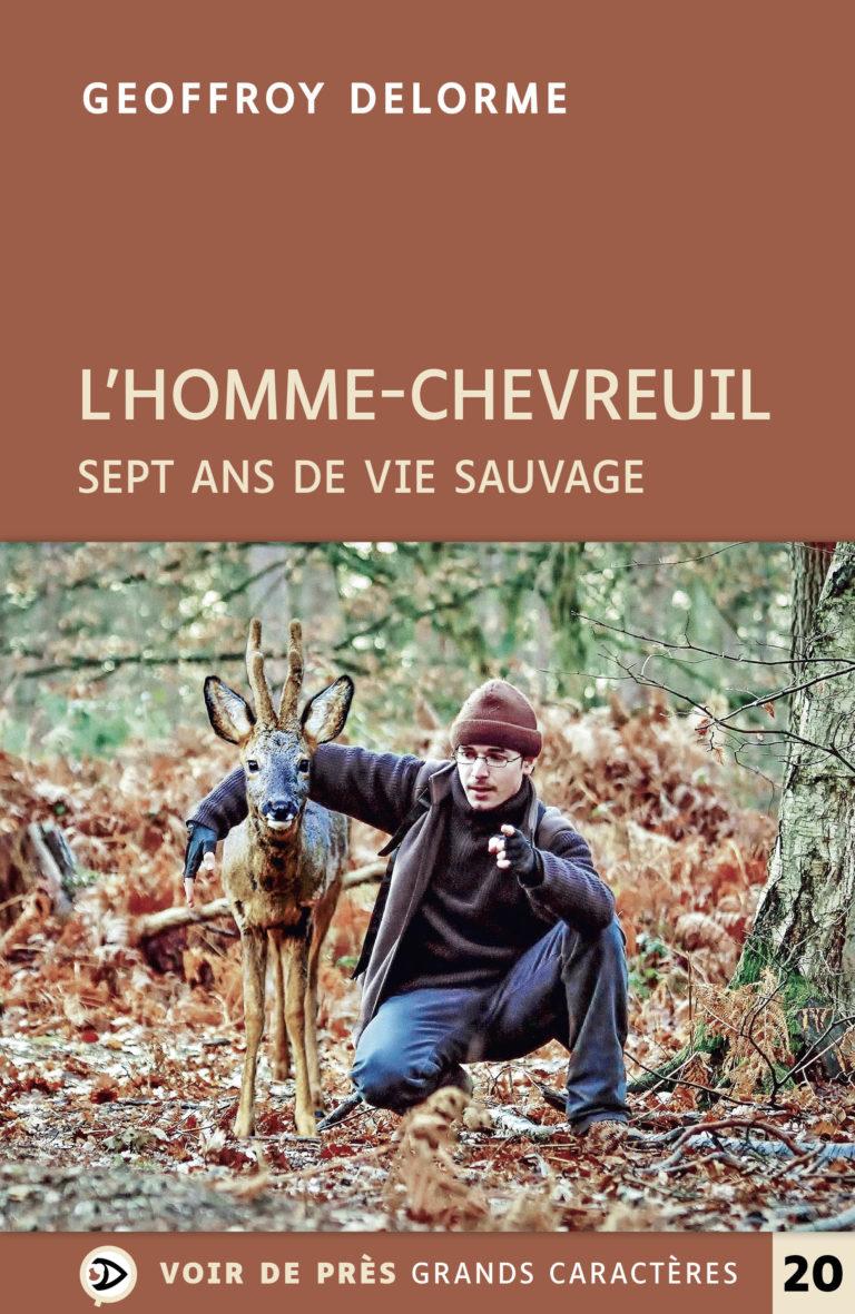 Couverture de l'ouvrage L'Homme-chevreuil