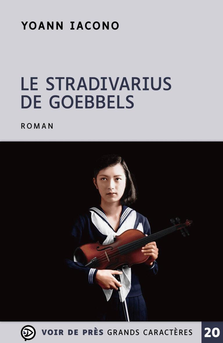 Couverture de l'ouvrage Le Stradivarius de Goebbels