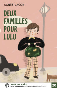 Couverture de l'ouvrage Deux familles pour Lulu