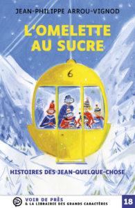 Couverture de l'ouvrage Histoires des Jean-Quelque-Chose – L'Omelette au sucre
