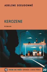 Couverture de l'ouvrage Kerozene
