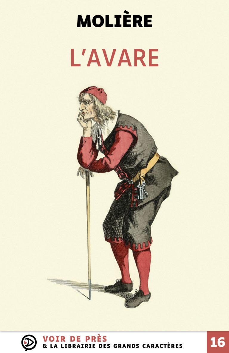 Couverture de l'ouvrage L'Avare