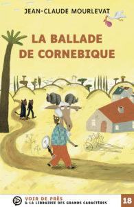 Couverture de l'ouvrage La Ballade de Cornebique