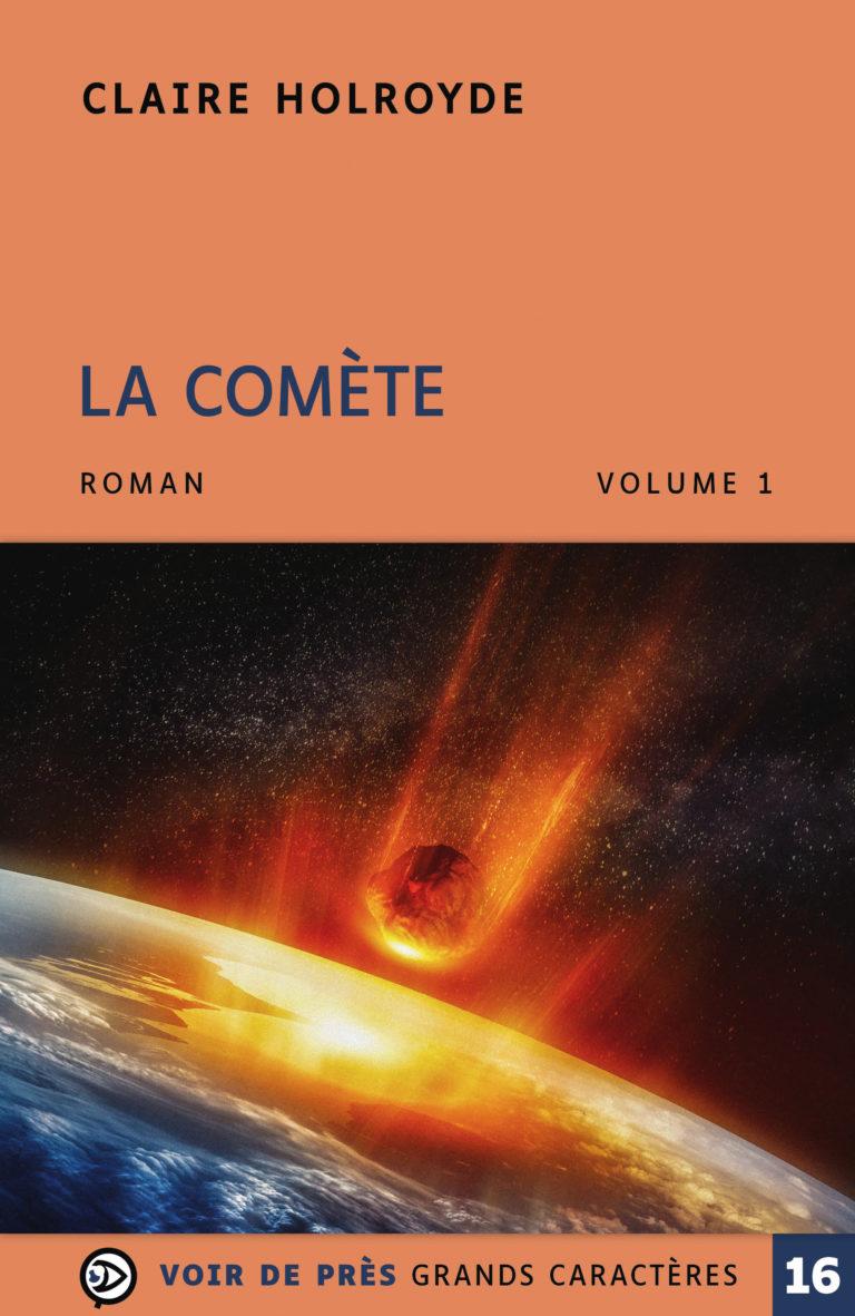 Couverture de l'ouvrage La Comète