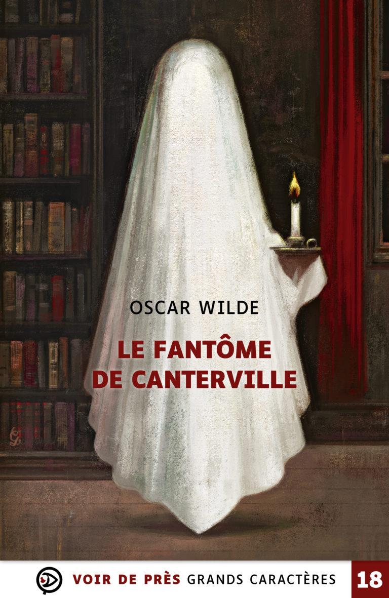 Couverture de l'ouvrage Le Fantôme de Canterville