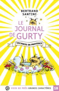 Couverture de l'ouvrage Le Journal de Gurty