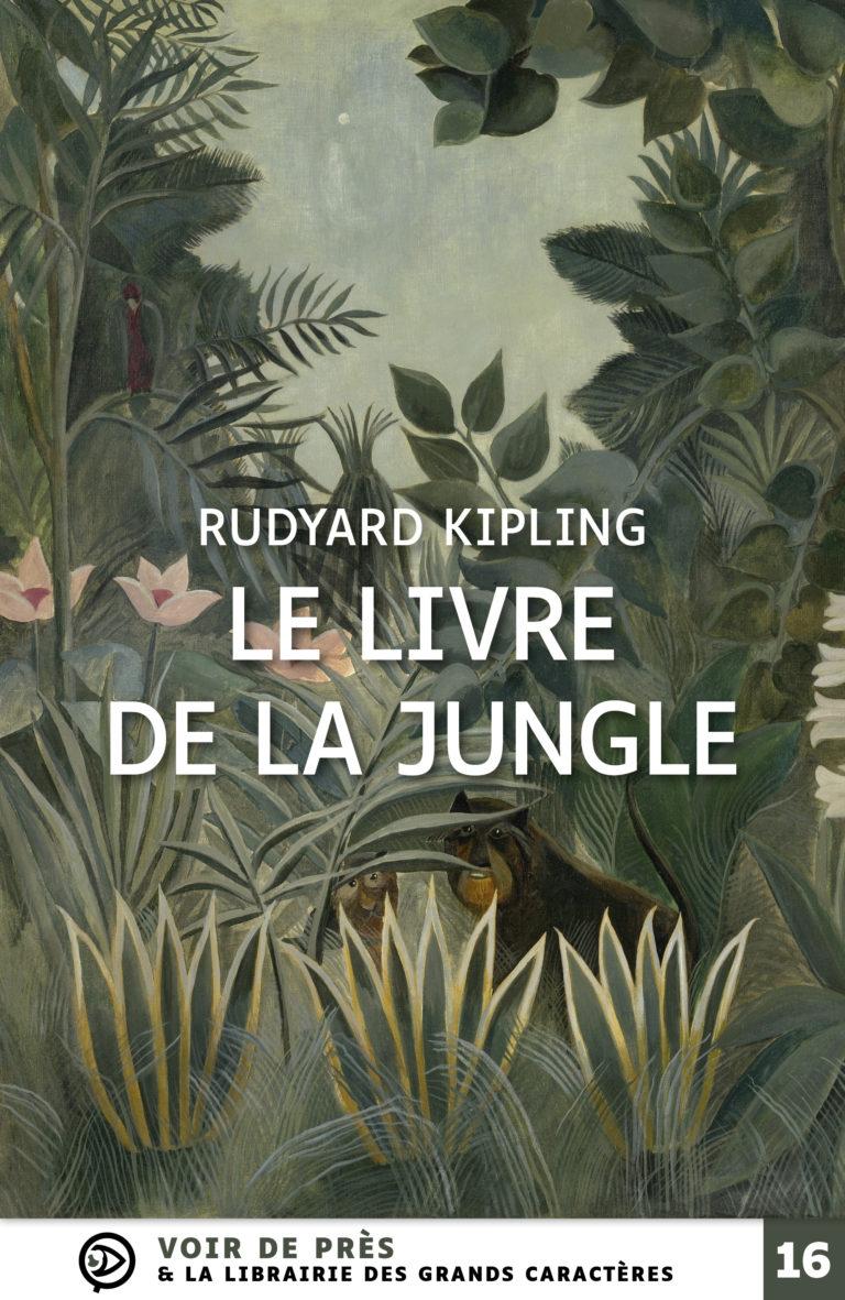 Couverture de l'ouvrage Le Livre de la jungle