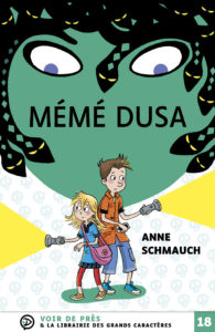 Couverture de l'ouvrage Mémé Dusa