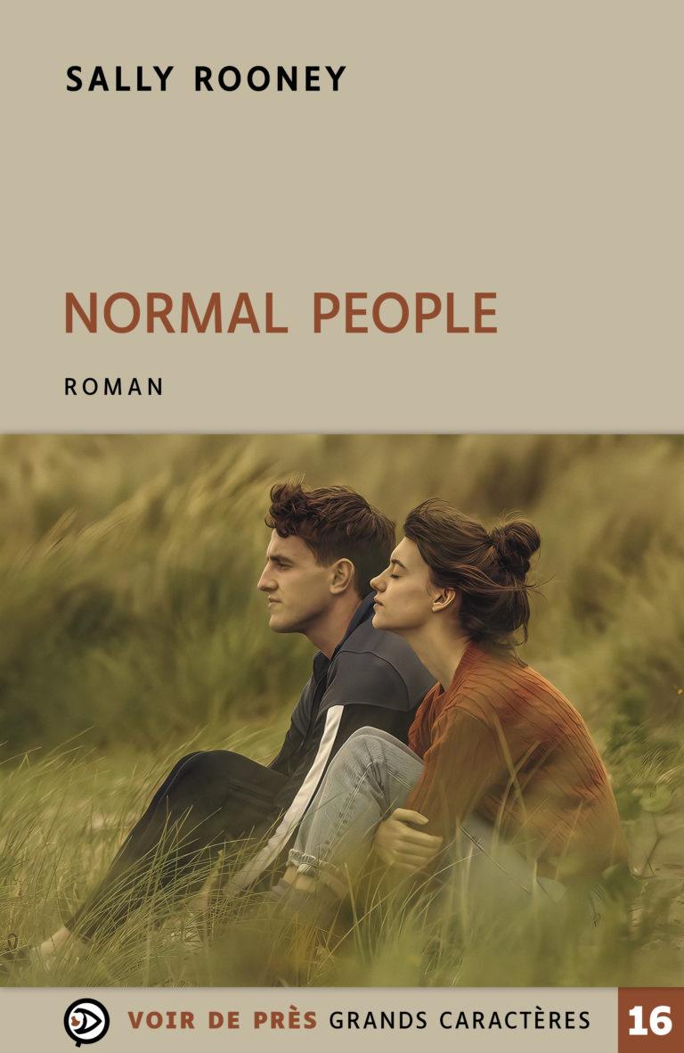 Couverture de l'ouvrage Normal People