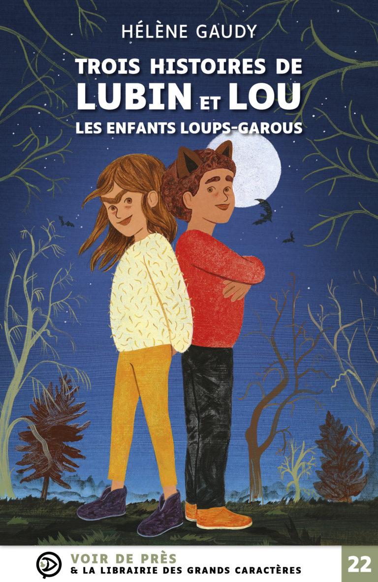 Couverture de l'ouvrage Trois histoires de Lubin et Lou
